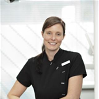 Lasten hammashoidon erikoishammaslääkäri Kati Kainulainen