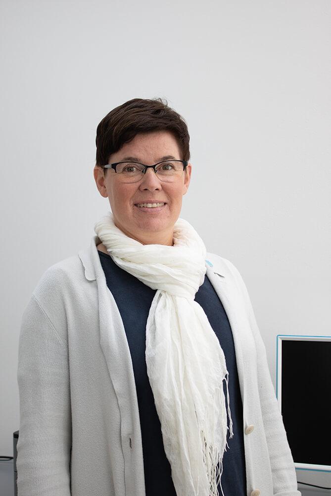 Kehityspäällikkö Mari Kuikka
